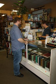 Looking for a book or game? Let us help!