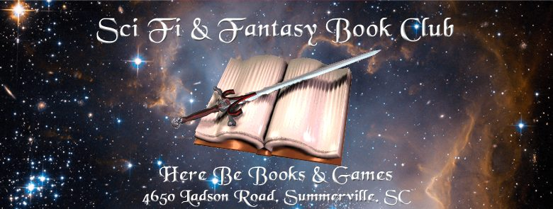 Sci Fi & Fantasy Book Club - Here Be Books & Games