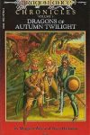 Dragons of Autumn Twilight by Margaret Weis and Tracy Hickman (Tina)
