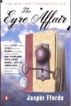 The Eyre Affair by Jasper Fforde (Stacey)