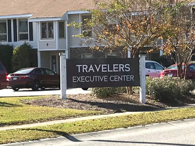 Travelers Executive Center – We're in Suite A2