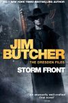 Storm Front by Jim Butcher (Leigh)