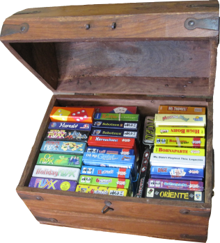 Treasure Chest of Small Demo Games