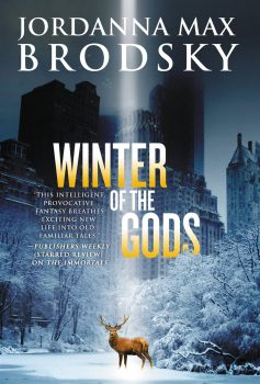 Winter of the Gods by Jordanna Max Brodsky (Tina's pick)